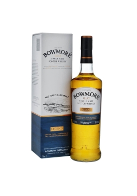 Whisky Bowmore Legend 70cl 40%,  Ecosse / Islay