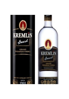 Vodka Kremelin 70cl 40%,