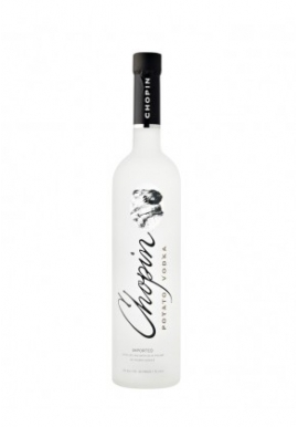 Vodka Chopin 70cl 40%,  Pomme De Terre, Pologne