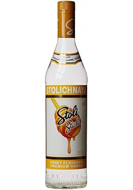 Vodka Stolichnaya Sticki 70cl 37.5%, Lettonie