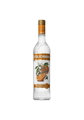 Vodka Stolichnaya Ohranj 70cl 37.5%, Lettonie
