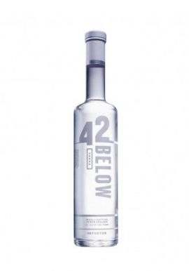Vodka 42 Below 70cl 40%,