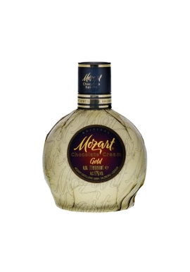 Liqueur Chocolate Gold Cream 50cl 17%, Autriche