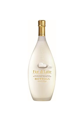 Liqueur Bottega Fior de Latte 50cl 15%, Italie