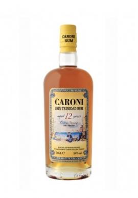 Caroni 12 ans Trinidad 70cl 50%, Rhum, Trinite & Tobago