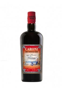 Caroni 21ans 70cl 57.2%, Rhum De Melasse, Trinite & Tobago