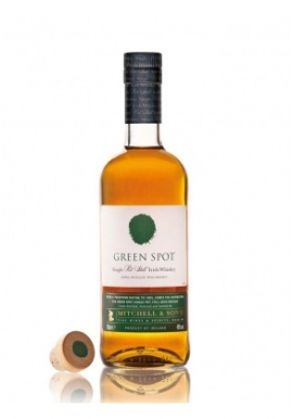 Whisky Mitchells Green Spot 70cl 40%,  Irlande / Cork County