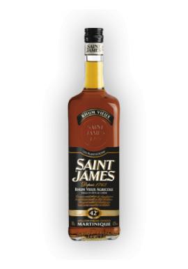 Rhum Saint James Vieux 70cl 42%, Agricole, MArtinique
