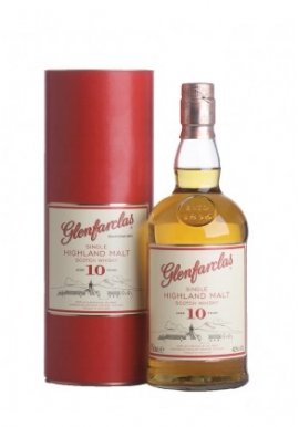 Whisky Glenflarclas 10ans 70cl 43%, Single Malt , Ecosse / Speyside