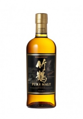Whisky Nikka Taketsuru Pure Malt 70cl 43%, Blended Malt, Japon