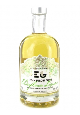 Liqueur Edinburgh Gin\'s Elderflower 50cl 20%, Royaume-Uni