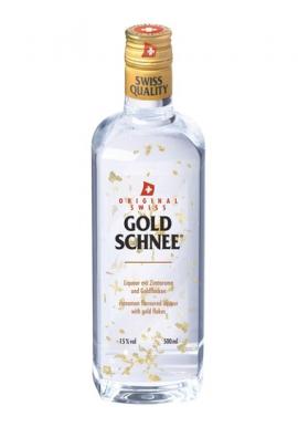 Liqueur Goldschnee canelle 50cl 15%, Allemagne