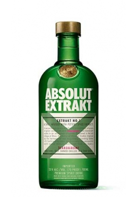 Vodka Absolut Extract 70cl 35%, Cereale, Suede / Skane