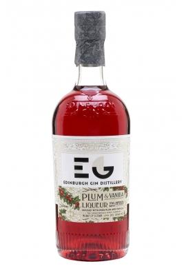 Liqueur Edinbough Gin Plum & Vanille 50cl 20%, Royaume-Uni
