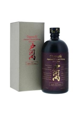 Whisky Togouchi 12 ans 70cl 40%, Japon