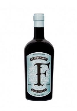 Gin Ferdinand\'s Saar Dry 50cl 44%, Allemagne