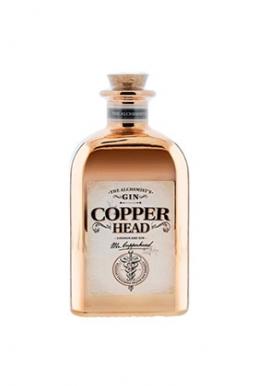 Gin Cooperhead 50cl 40%, Belgique