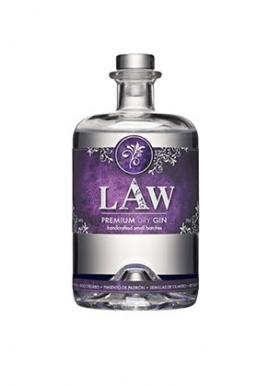 Gin Law 70cl 44%, Espagne, Ibiza