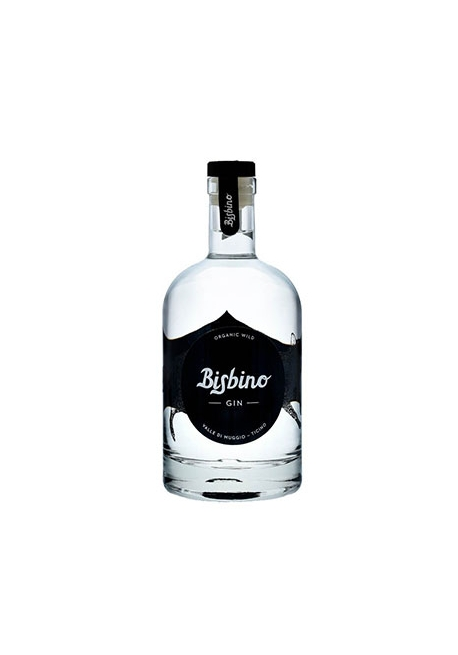 Gin Bisbino 50cl 40%, Suisse
