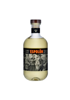 Tequila Espolon Reposado 70cl 40%, Mexique