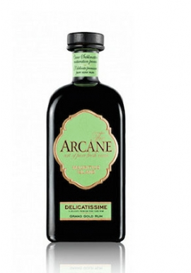 Arcane Delicatissime 70cl 41%, Rhum Agricole, Île Maurice