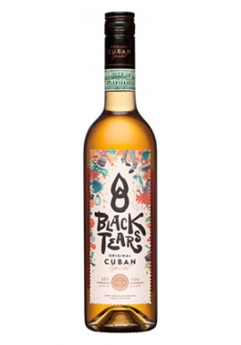 Black Tears 70cl 35%, Rhum Spiced, Cuba