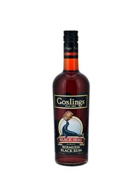 Rhum Gosling Black Seal 70cl 40%, Melasse, Bermudes