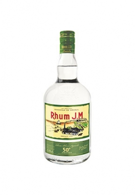 Rhum JM Blanc 70cl 50%,  Agricole, France / Martinique