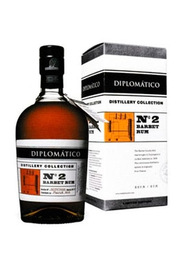 Rhum Diplomatico Distillery Collection NO2 Barbet Still 70cl 47%, Venezuela