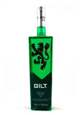 Gin Gilt 70cl 40%, Loch Lommond, Ecosse