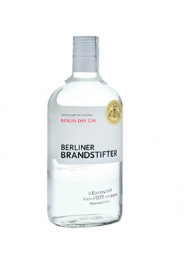 Gin Berliner Brandstifter 70cl 38%, Allemagne