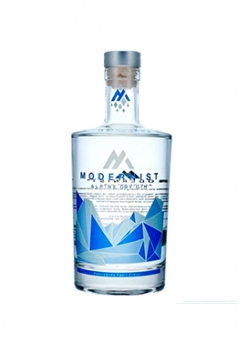 Gin Modernist 70cl 44%, Suisse