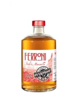 Rhum Ferroni Overproof 70cl 74%, France