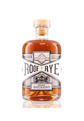 Whisky Roof Rye 50cl 43%, France