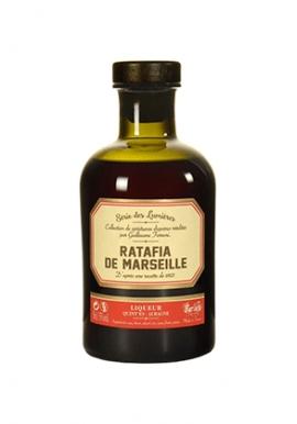Liqueur Ratafia de Marseille 50cl 35%, France