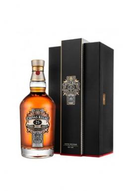 Whisky Chivas 25ans 70cl 40%, Ecosse