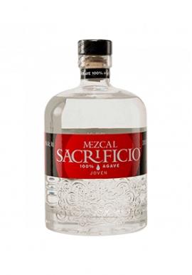 Mezcal Sacrificio Joven 75cl 40%, Mexique