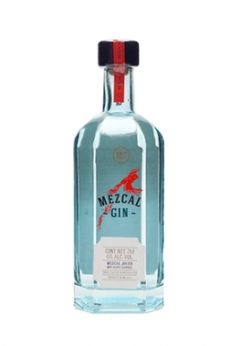Mezcal Gin MG 70cl 45%, Mexique