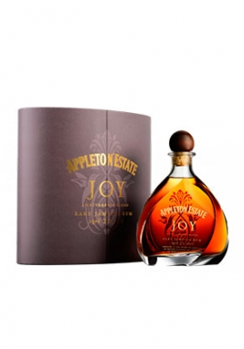 Rhum Appleton Joy Anniversary Blend 70cl 45%, Jamaïque