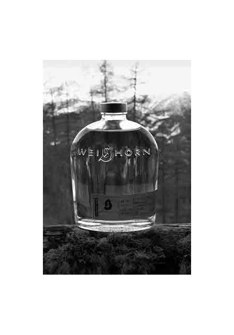 Gin Weisshorn 50cl 41.7%, Suisse