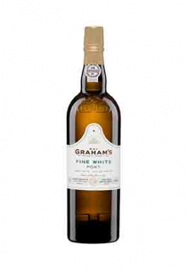 Porto Graham\'s Fine White 75cl 19%, Portugal