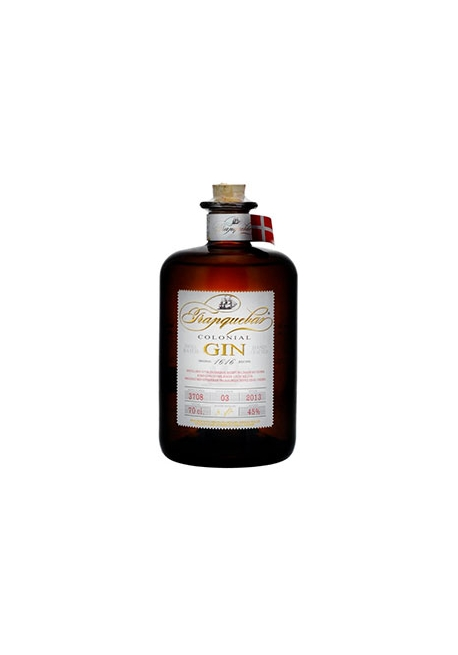 Gin Tranquebar Colonial 70cl 45%, Pays-Bas