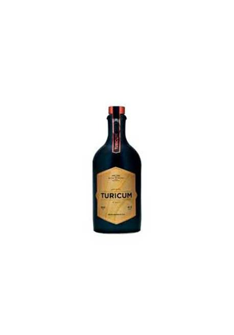 Gin Turicum Wood Barreled 50cl 41.5%, Suisse