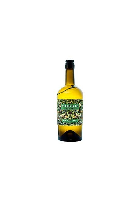 Gin Morris The Wild Alpes 75cl 47%, Suisse
