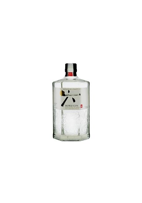 Gin Roku  70cl 43%, Japon