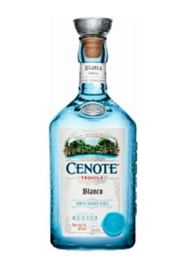 Tequila Cenote Blanco 70l 40%, Mexique
