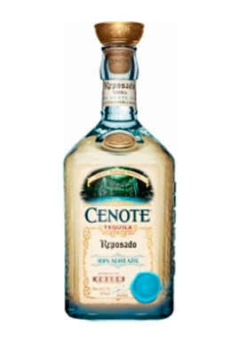 Tequila Cenote Reposado 70cl 40%, Mexique