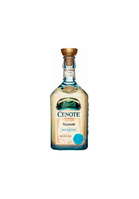Tequila Cenote Reposado 70cl 40%, Mexique