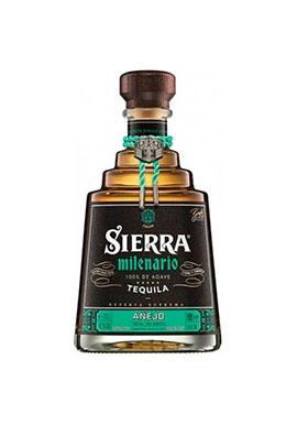 Tequila Sierra Milenario Anejo 70cl 41.5%, Mexique