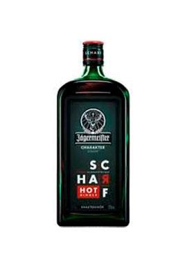 Liqueur Jagermeister Scharf 70cl 33%, Allemagne